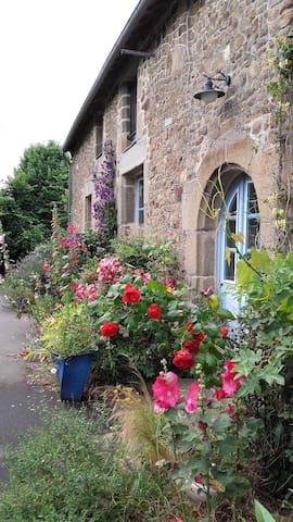 Chambre aux portes de la Bretagne