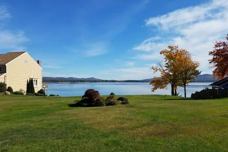 Ossipee Lake Waterfront Condo