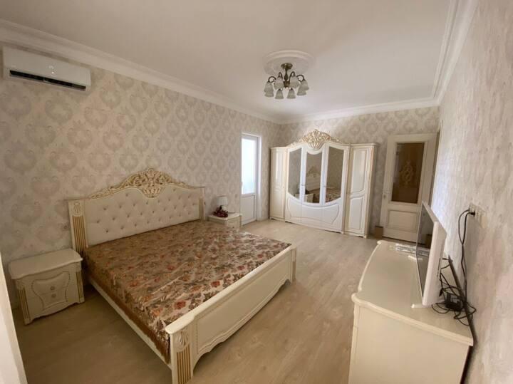 Люкс апартаменты на берегу Каспия  1 линия