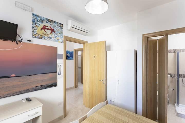Central inn Rooms Torre San Giovanni (n 1 e n 4)