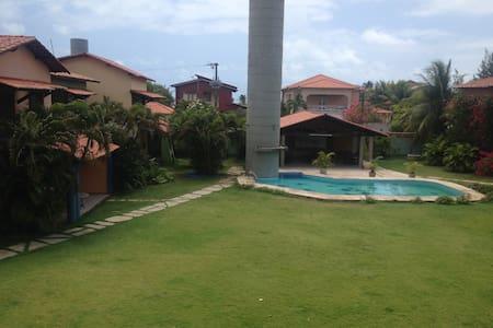 A beleza do Cumbuco, perto do Centro de Fortaleza - 카우카이아(Caucaia)
