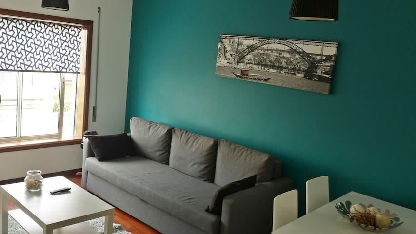 T1 Porto, Matosinhos - São Mamede de Infesta - Appartamento