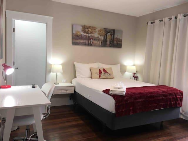 Suite - Bedroom by Brandeis / Bentley Private Bath