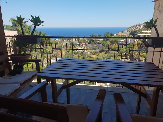Amazing sea view apartment flat - vista mare