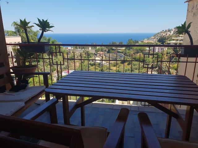 Amazing sea view room - Stanza panoramica #