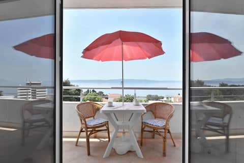 SEA VIEW apartment Podgora 1
