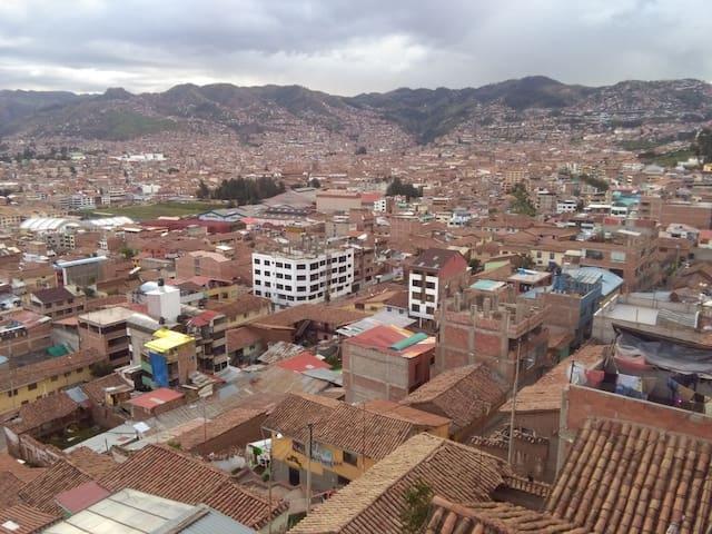 CASA HOSPEDAJE LEYVA, GUEST HOUSE LEYVA CUSCO - Cusco - Lakás