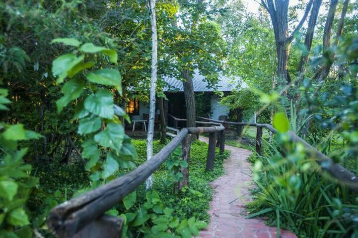 Hermosa cabaña Posada el Pucara - Yacanto - Chatka