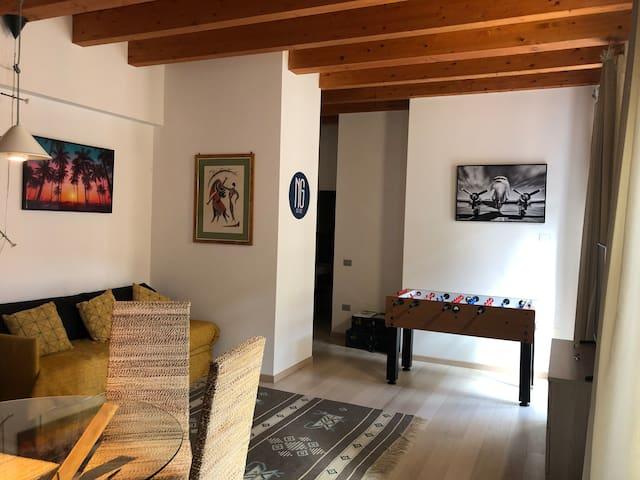 NG Guest House Sassari Superior Apartment
