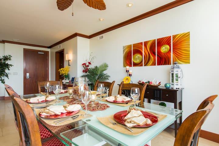KoOlina Beach Villa 3Bed3Bath Amazing Ocean Views - Kapolei - Villa