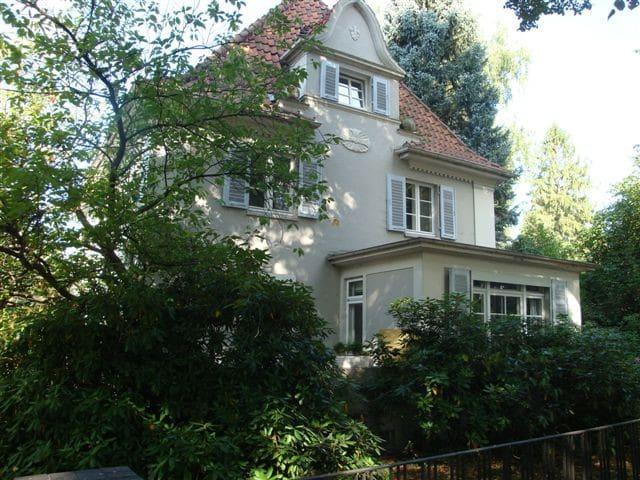 DENKMAL WAKENITZ-Villa Anno 1922 m. Badesteg