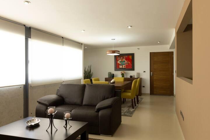 Business apartment in Juriquilla