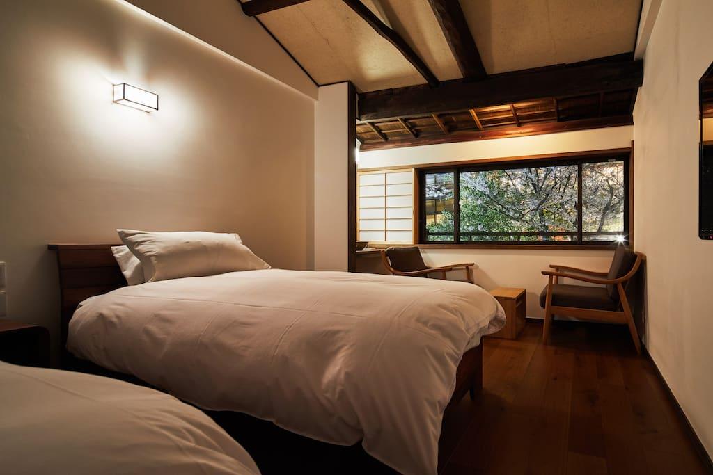 寝室1/Bedroom 1/卧室1