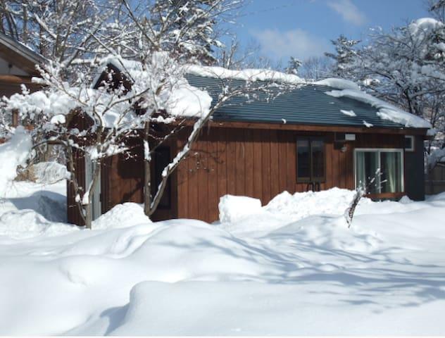 Kukuhouse 3 - Great value in the heart of Hakuba - Hakuba-mura - บ้าน