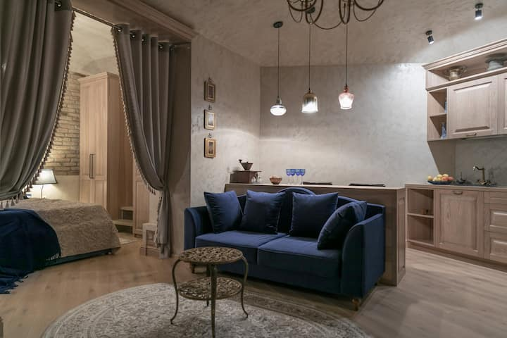 Luxury apartment in Pilies street