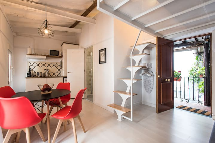 Centric and with personality in old town - Sevilla - Lejlighed