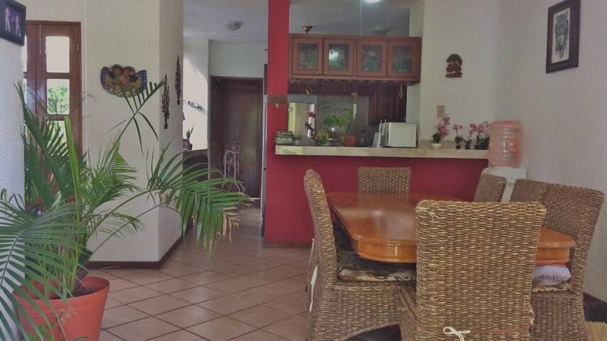 Villas del Mayab Playacar, Casa Jaguar