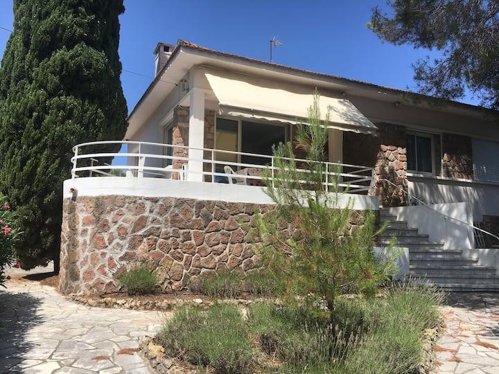 Maison familiale à Saint-Raphaël Côte d'Azur