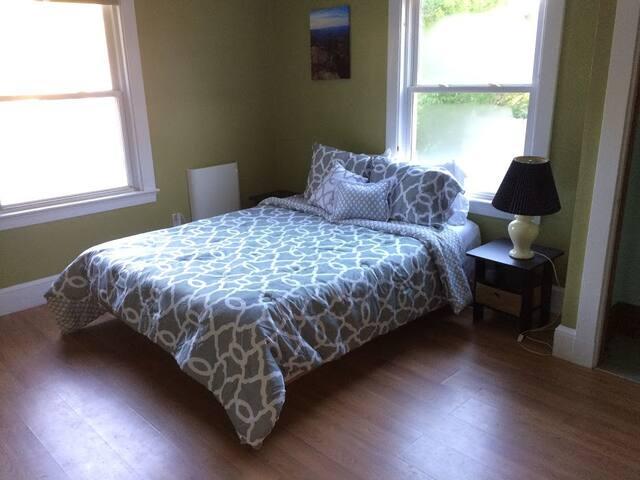 Private Room in Solar Efficient Apartment