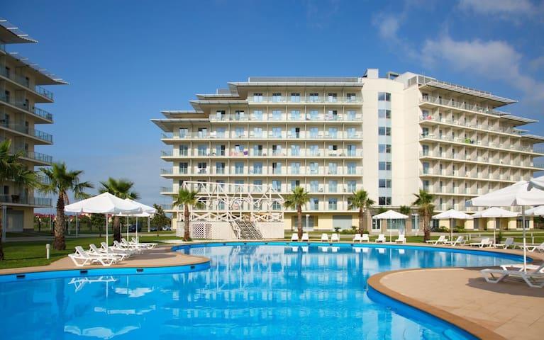 Отель в олимпийском парке /завтрак и басейн входит