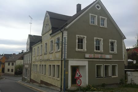 Rooms for backpackers & workmen (2nd room) - Schwarzenbach am Wald - Haus