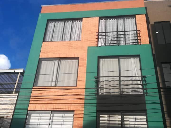 Encantador apartamento tipo LOFT, céntrico - WIFI