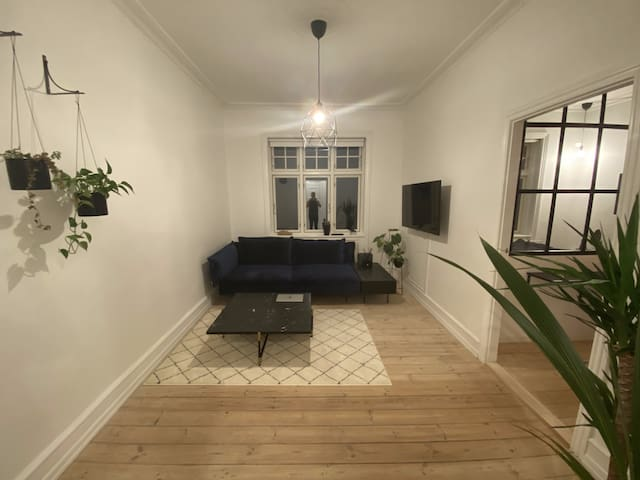 Central and light apartment - Perfect for couples!