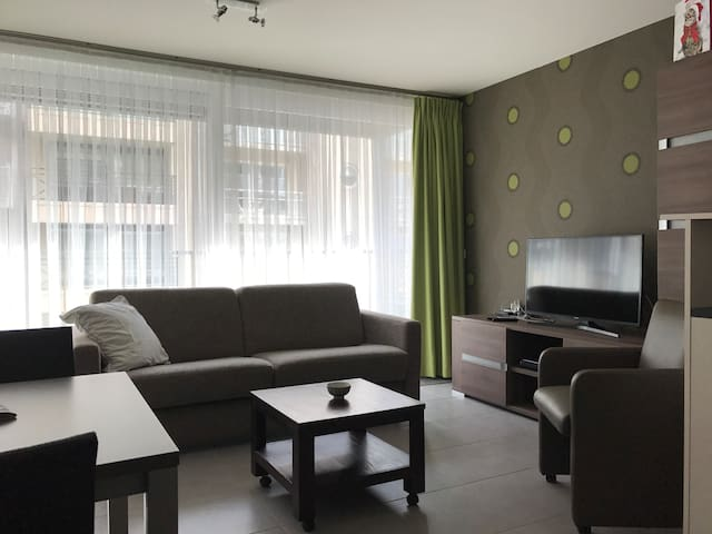 Luxueuze studio te Nieuwpoort-Bad