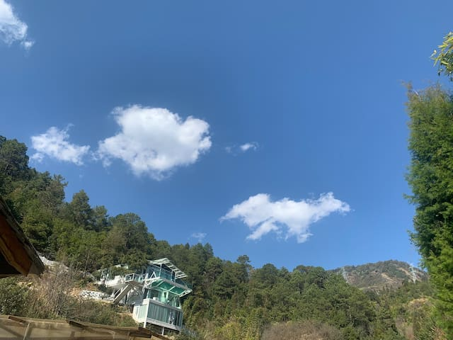 龟谷隐宿-望山