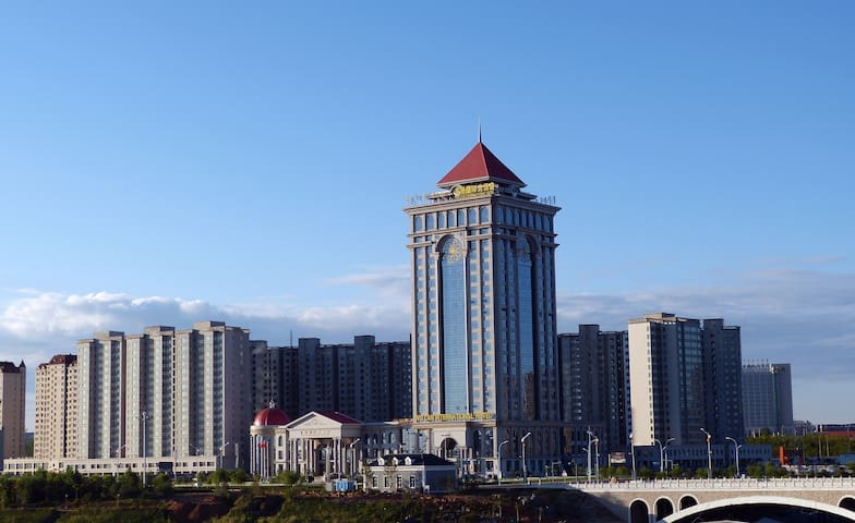 乌兰国际大酒店家庭式公寓