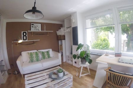 modern flat with garden close to Heidelberg - Dossenheim - Daire