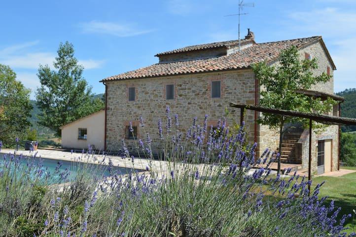 "Villa ""Casa Mia"", Monte Acuto, Near Umbertide - Umbertide - Villa"