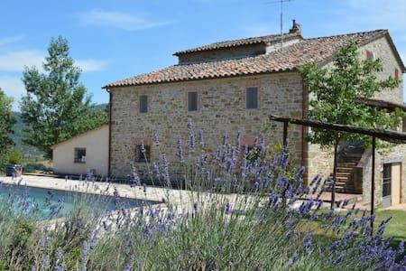"Villa ""Casa Mia"", Monte Acuto, Near Umbertide - Umbertide"