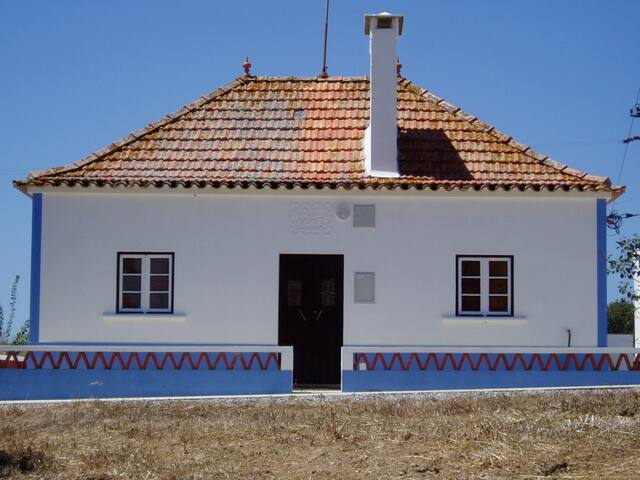 Casa Branca - Country House - São Francisco da Serra - Willa