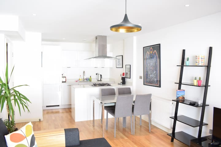 Lovely 1BD Apartment in the Heart of Shoreditch