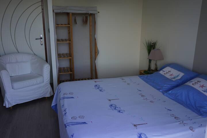 chambre d'hôtes Meschers sur Gironde proche Royan