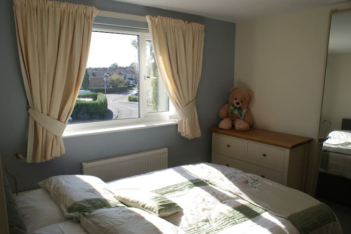 Double room in peaceful part of Shrewsbury!