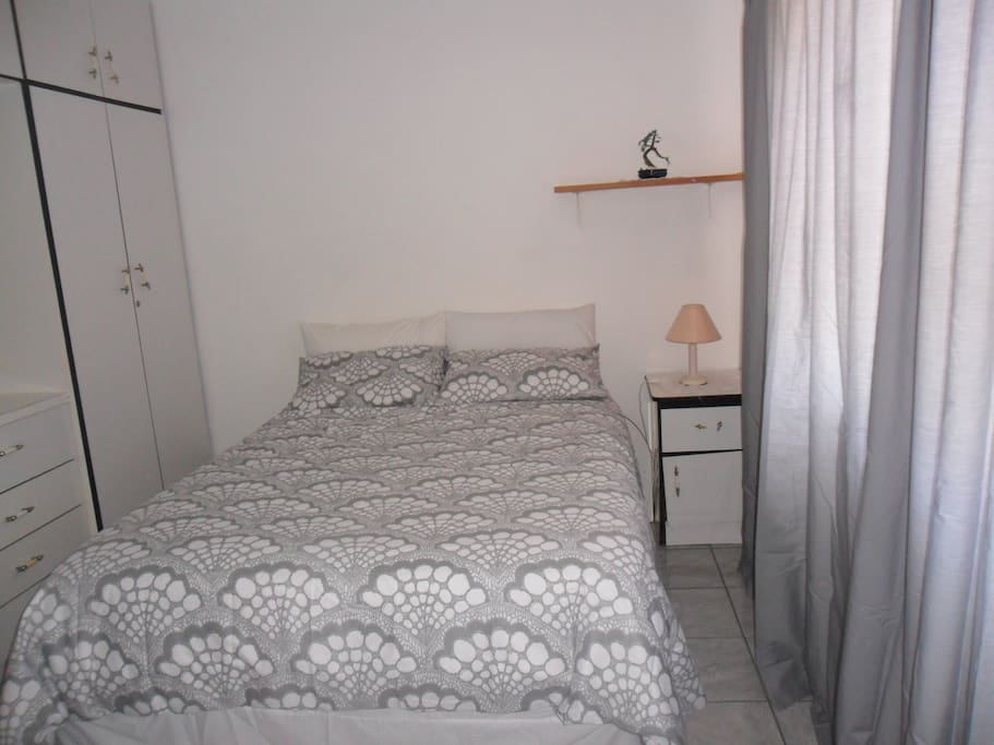 4th Bedroom with double bed