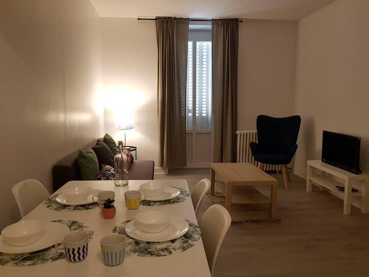 Appart confort séjour familial ou pro (1er étage)