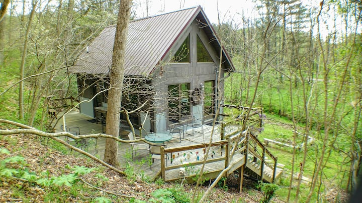 Eagle Ridge Cabin, Hocking Hills, Ohio