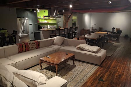 Huge loft in Historic Downtown Denver - Denver