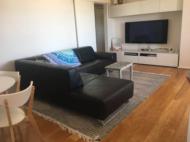 Freo apartment with views - Fremantle - Daire