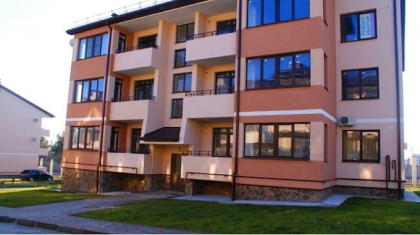 Аренда квартиры в 60 метрах от берега - Divnomorskoye - Apartemen