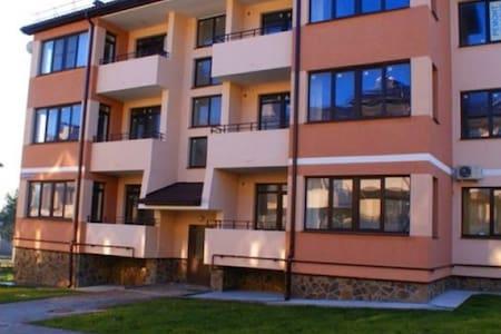 Аренда квартиры в 60 метрах от берега - Divnomorskoye - Wohnung