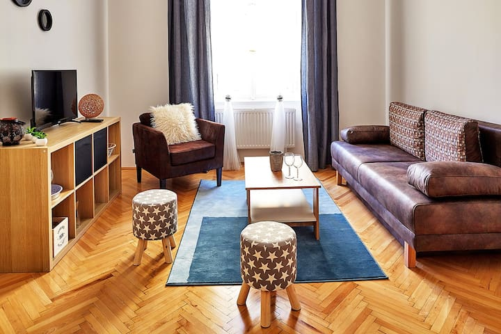 Mira's apartment - in the city center of PRAGUE
