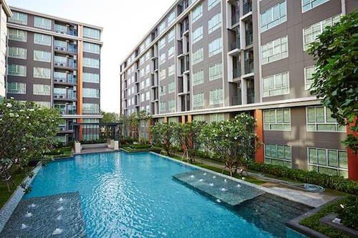 D Condo Campus Resort Ratchapruek Charan 13