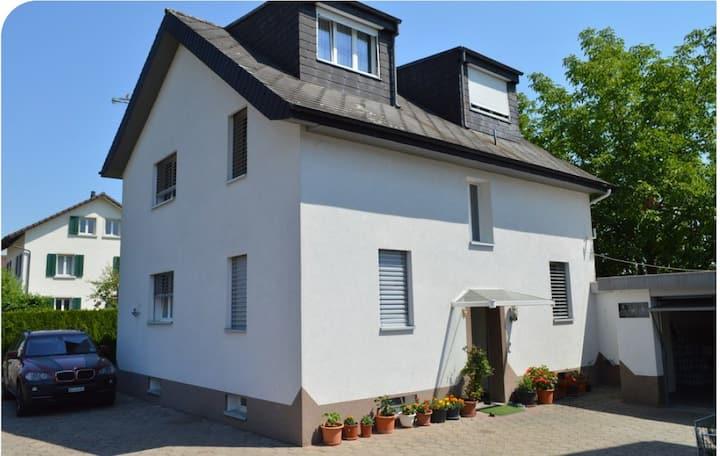 Maegenwil near Zurich (House)