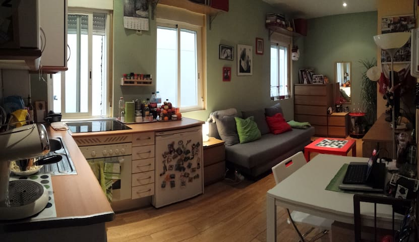 Estudio céntrico en Madrid - Madrid - Pis