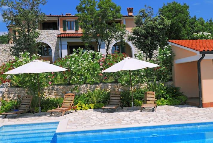 Country home Biljana Istrian style - Labin - Rumah
