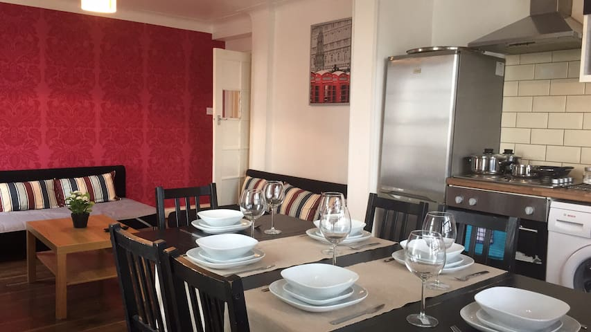 3 bedroom Marble Arch - Oxford Circus - Londen - Appartement